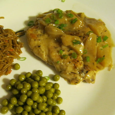 Chicken Normandy Recipes — Dishmaps